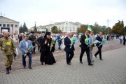 In Chernihiv celebrated the 25th anniversary of restoration of state