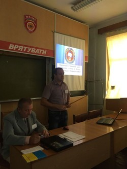 Training of employees on civil protection issues