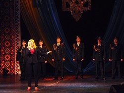In the Carpathian region held charity concerts in support of Ukrainian soldiers and orphans