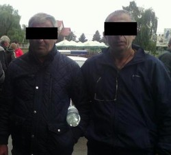 In Lviv region border guards detained two stolen foreigners