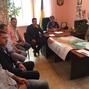 Meeting of the working group on environmental issues with representatives of the Zatkou Village Council was held