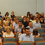 The conference was held on July 5 civil servants staff Migration Service