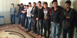 Illegal migrants from Vietnam have chosen the Odessa region