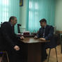 Head of Ternopil Regional Council visited the Migration Service land