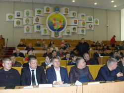 Head Migration Service in the Mykolaiv region Vladimir Ivanov took part in the meeting of the Chairman of Mykolayiv Regional Administration activists Mykolaiv region