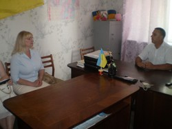 Cooperation of the Vinnytsia Regional Employment Service with the united territorial communities