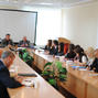 A seminar-training for LCA Ukraine territorial agencies responsible for public relations and media