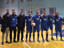 "The city passed the Dnieper futsal tournament ""Cup of the Minister of Internal Affairs of Ukraine - 2016"""