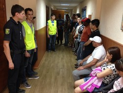 Kharkiv region has successfully completed an operation for the detection of foreigners and stateless persons who are illegally staying in Ukraine