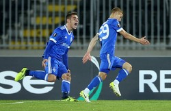 Dynamo defeated Partizan in the Europa League, having won a super-kambeek