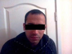 Border guards detained a citizen of Egypt who illegally en route to Hungary
