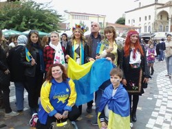 Ukrainians in Greece