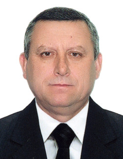 January 12, 2016 at the 53 th year, died officer of the Main Directorate LCA Ukraine in the Odessa region OV Prylypko.