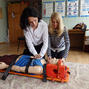 Chernivtsi migrants learned to provide medical assistance