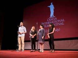 ODESSA FILM FESTIVAL: THE FUTURE OF UKRAINIAN CINEMA ALREADY TODAY