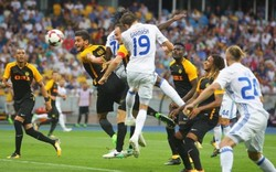 "Dynamo Won the ""Young Boys"" victory"