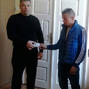 In Storozhynka, the first passport of a citizen of Ukraine was handed to a juvenile convict
