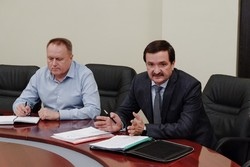 In Kramatorsk, a working meeting was held with the regional administration