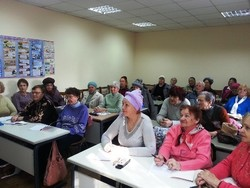 "New faculties of the ""University of the Third Age"" are opened in Odessa"