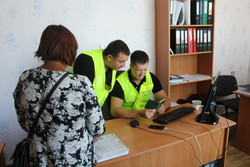 In Sumy ongoing work in combating illegal migration