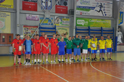 Chernivtsi mihratsiynyky won second place in the tournament in volleyball cup interior minister