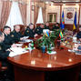 The meeting of the National Guard under management with the representatives of the Embassy of the Republic of Lithuania in Ukraine