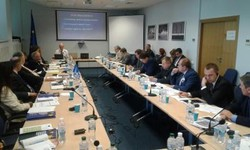 A meeting of the Steering Committee of the project on the development of the system of migration management in Ukraine was held in Kyiv
