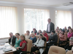 The Kharkiv region presented a project of association of private employers