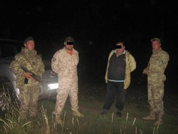 The roaming Russians detained border guards in Sumy region