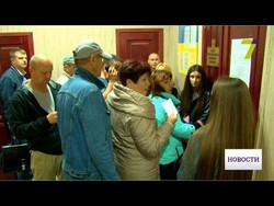 After the adoption of visa-free travel with the EU, Odessa citizens are in the queues for passports