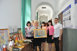 The Office Migration Service Ternopil charity Fair