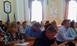 Chief of the Migration Service of Kherson Oblast took part in the presentation and discussion of the development strategy of the Ministry of Internal Affairs by 2020