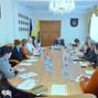 First Deputy Head of the Odessa Regional State Administration Orlova OV with editors and journalists of print media
