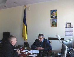 "UDMS CHAIRMAN IN THE REGION OF ALEXANDER HAVE BEEN INTERVIEW OF THE DEPUTY MAIN EDITOR OF THE REGIONAL PUBLIC AND POLITICAL NEWSLETTER ""ZHYTOMYRSCHCHINA"" BY VLADIMIR VASYLCHUK"