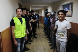 Kharkiv region is actively working on counteraction to illegal migration