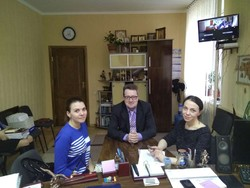 In Vinnytsia held a working meeting with representatives of centers providing free secondary legal aid