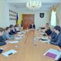 Meeting of the Odessa Regional State Administration, editors of print media