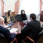 A meeting was held in the Ministry of Internal Affairs with representatives of CMEC