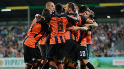 Shakhtar won a winning victory on Veres