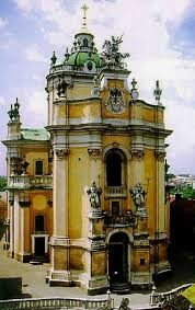 Archbishop's Cathedral of St. George in Lviv
